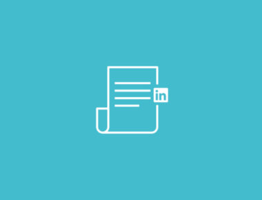 Monthly LinkedIn Article – 1k Words