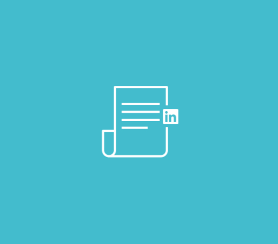 Monthly LinkedIn Article – 500 Words